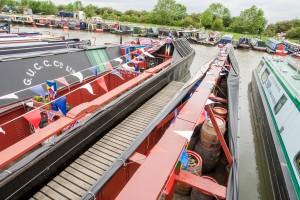 Crick Boat Show Marina